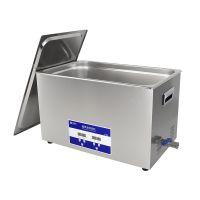 实验室超声波清洗机30L 科涞尔KE-100S 烧杯玻璃器皿化学试剂大容量工业用五金零件清洗器