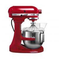 KITCHENAID厨宝打奶油机奶油搅拌机台式搅拌机厨师机红色4.9L