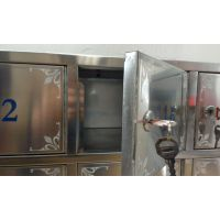 安徽阜阳不锈钢单元门、落地式信报箱生产厂家