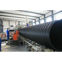 四川资阳钢带dpe聚乙烯螺旋波纹管dn800价格 现货低价
