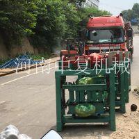中复4-35B小型水泥免烧砖机 水泥混凝土垫块机