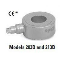 供应美国PCB公司 高量程ICP石英测力环传感器 203B、213B