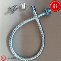 供应金属定型管 鹅颈管 摄像头软管 蛇管(可随意弯曲调整角度)