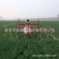 工厂批发三轮车自走式喷雾机 雾化均匀 小麦苞米灭虫打药机