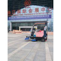 陕西普森道路清扫车、电动扫地车生产厂家