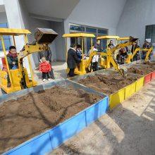 宏德游乐批发零售小型地面游乐设备ETWJJ-1P小型挖掘机小朋友非常喜欢的儿童挖掘机