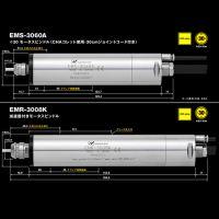 日本NSK中西一体式电动主轴EMS-3060A EMR-3008K
