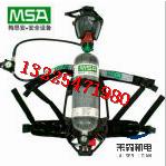 厂家山东直销梅思安MSA自给式空气呼吸器(单管)3490006正品现货直销