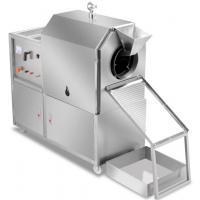 奇博士燃气炒货机商用交直流两用自动多功能炒板栗25型50型炒瓜子花生机