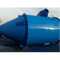 除尘器生产商河北帝宸环保概述ZC型机械回转反吹扁袋式除尘器