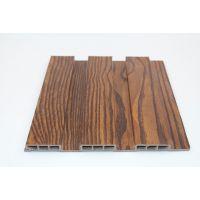 福州生态木195包覆腹膜长城板品牌厂家