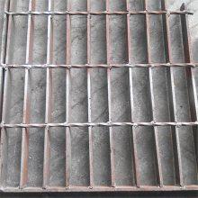 走道钢格栅 热浸锌盖板 水沟电缆沟盖板