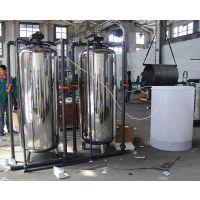 批量定做软化罐的生产厂家 D500*1650mm 4寸阀头 不锈钢内涂环氧壳体