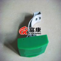 富康塑料来图生产【塑料块】【中间块】—PE聚乙烯耐磨