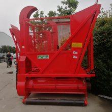 玉米秸秆粉碎回收机价格圣泰 吉林行业领先青储玉米秸秆收获机