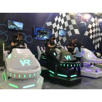vr赛车驾驶模拟真实驾驶的感受 北京瑞康乐给你带来全新的vr模拟赛车