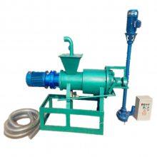 热销可移动立式脱水机 农用固/液体分离机 润众