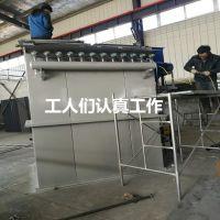 单机布袋除尘器纺织厂专用粉尘收集净化器同帮环保96袋现货供应