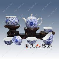 茶具套装景德镇千火陶瓷茶具套装工厂价格