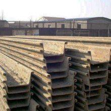承接云南各地区拉森钢板桩施工,租赁,技术专业,设备齐全