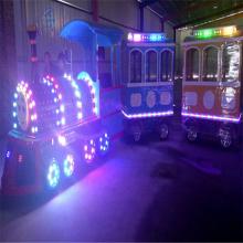室内小型儿童游乐设备小火车小型游乐设备报价