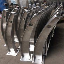 金裕 供应不锈钢护栏立柱不锈钢楼梯工程扶手玻璃栏杆立柱