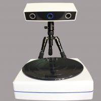 中小学创客创新教育3D打印实训室配套设备西交西博桌面型三维扫描仪
