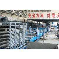 韶关建材玻镁板机械加工设备,防火玻镁板生产线