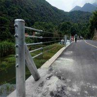 景区专用钢丝绳护栏多少钱一米