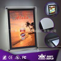 灯箱厂家直销 节能环保优质亚克力LED广告灯箱 水晶超薄灯箱