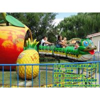 郑州宏德游乐果虫滑车 轨道类刺激好玩的青虫滑车