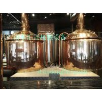 100L糖化设备 啤酒设备山东汇冠