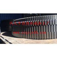 供应烘干机大齿轮规格齐全 烘干机配件生产厂家 可来图定做