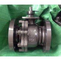 【厂家直销】优质高效美标碳钢球阀Q41F-150LB 低平台球阀 WCB球阀