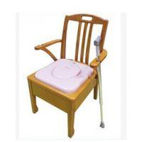 广州合美家具zbq999实木坐便椅