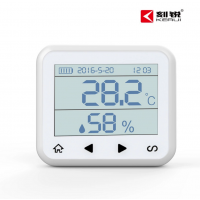 刻锐 无线温湿度传感报警器KR-TD32