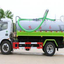 沉淀池8吨左右的抽污车 抽污车销售点