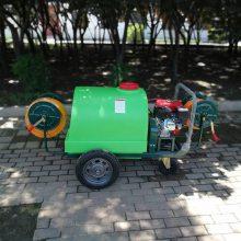 新品直销农用推车喷雾器果园专用打药机垃圾场消毒喷洒机