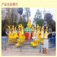 孩子游乐场设备袋鼠跳豪华版广场游乐设备