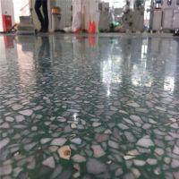东莞旧水磨石地坪翻新改造-虎门水磨石免费样板