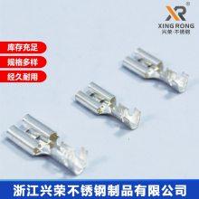 国产OT端子 圆型裸端子 TO接线鼻子 OT冷压端子OT10-12