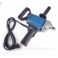 东成搅拌机 Q1U-FF02-160 功率1010w 腻子油漆涂料水泥搅拌器 强力搅拌机