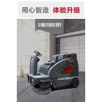 桂林扫地车S1500款电子手刹、油门提升智能化操作