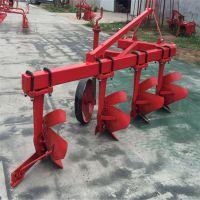 轻型铧式犁专业生产大量供应1L-425加固型铧犁农用机械铧式犁