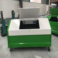 3立方垃圾收集箱 钩臂式垃圾收集箱生产厂家