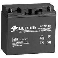 台湾BB蓄电池BP20-12原装正品美美12V20AH免维护铅酸电池原装正品