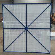 安全爬架网、建筑施工安全防护网生产厂家|卡新丝网制品