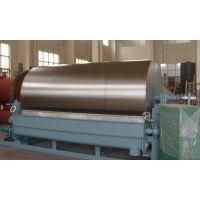 TG型双滚筒刮板干燥设备 粘稠物料滚筒式反应滚筒式干燥机