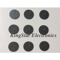 KR28*Φ2.0*1.0锰锌铁氧体无线充电隔磁片圆片带内孔带线槽厂家直销深圳