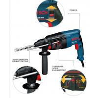 博世家用多功能电动工具正反无级变速电锤冲击钻